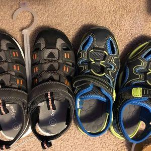 Nwt boys sandals
